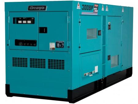 Denyo DCA90SPI Generator
