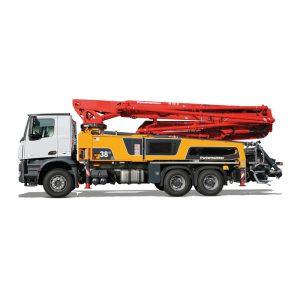 Putzmeister BSF 38.14 Truck Concrete Pump