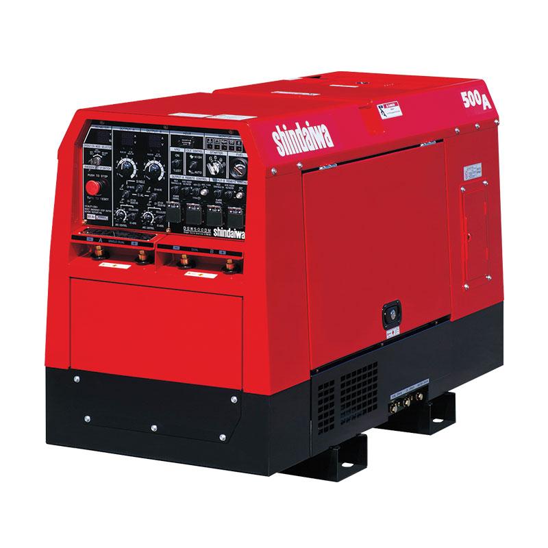 Shindaiwa DGW500DM-415CC Welding Machine