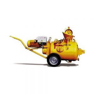 Putzmeister M500E Screed Pump