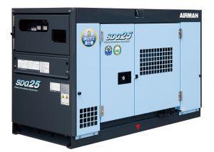 Airman SDG25S-3B1 Generator