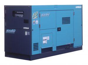 Airman SDG60S-3A6 Generator