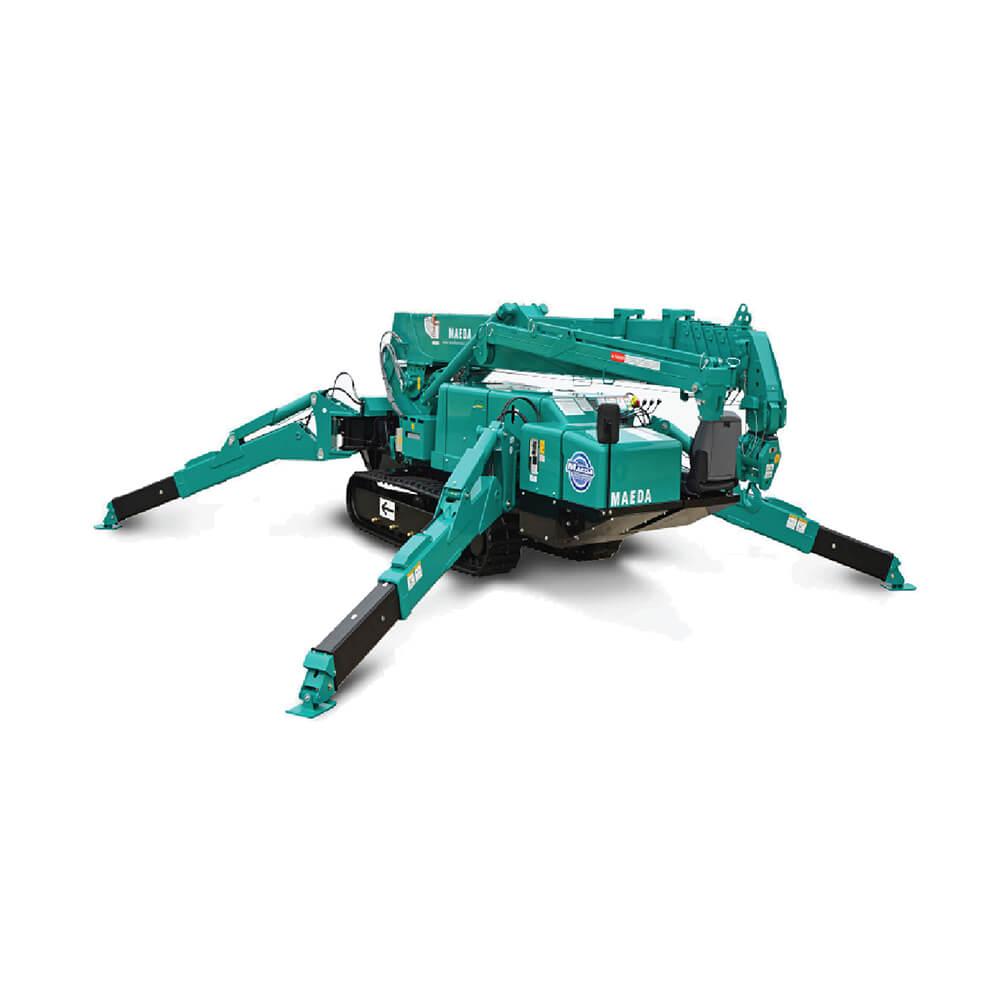 Maeda MC405C SPIDER CRANE, MINI CRANE