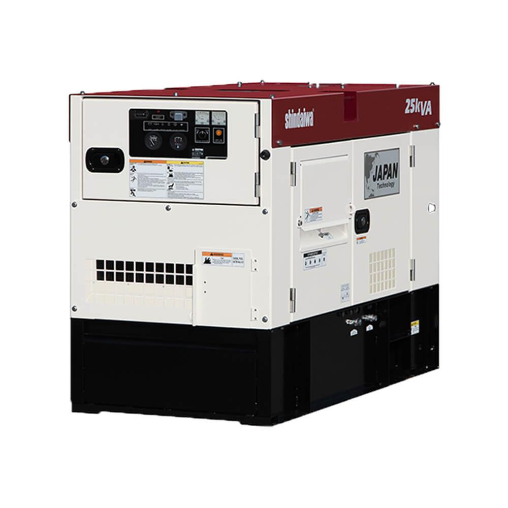 Shindaiwa DG25MK-400 Diesel Generator