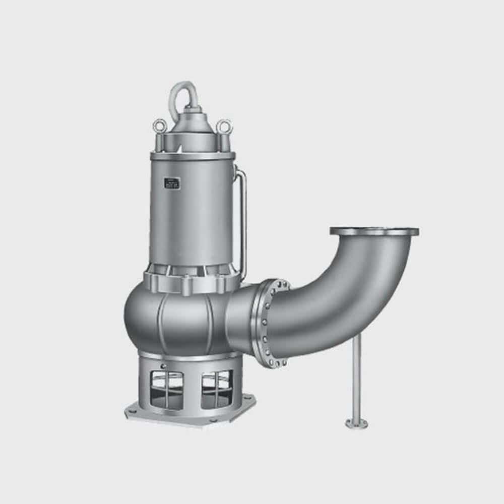 Sakuragawa F Series Submersible High-Capacity Pumps