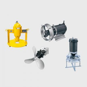 Sakuragawa SA Series Submersible Agitators