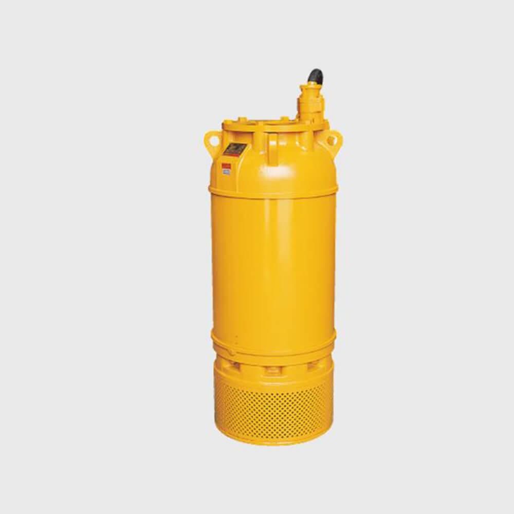 Sakuragawa U High-Head and Super High-Capacity Series Submersible Dewarering Pumps