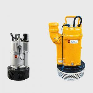 Sakuragawa UEX Series Automatic Submersible Dewatering Pumps