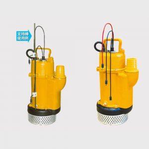 Sakuragawa UOX/UOX-W Series Automatic Submersible Dewatering Pumps
