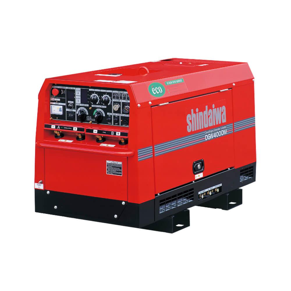 Shindaiwa DGW400DM/EURA Diesel Welder