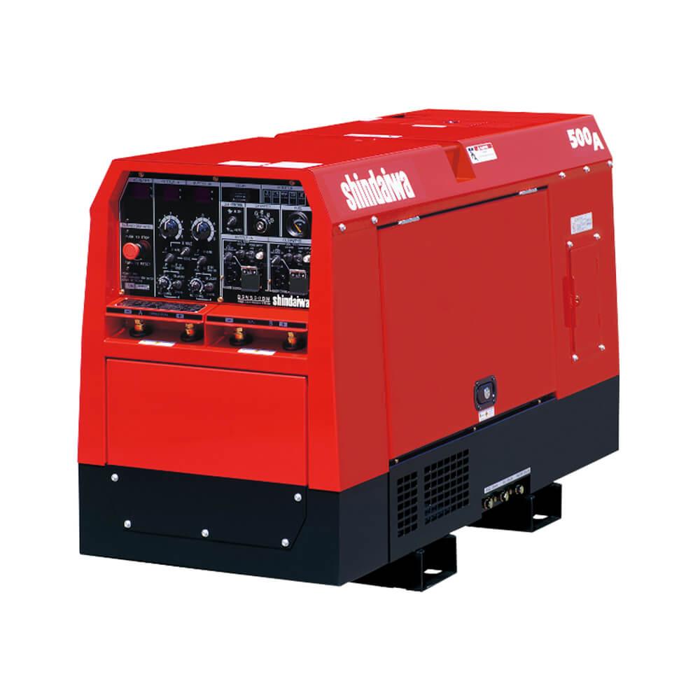 Shindaiwa DGW500DM/GULF Diesel Welder