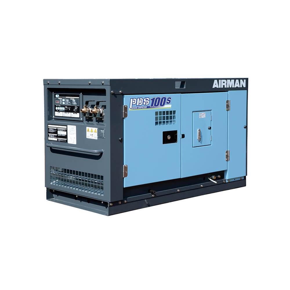 Airman PDS100S-5C1 Compressor