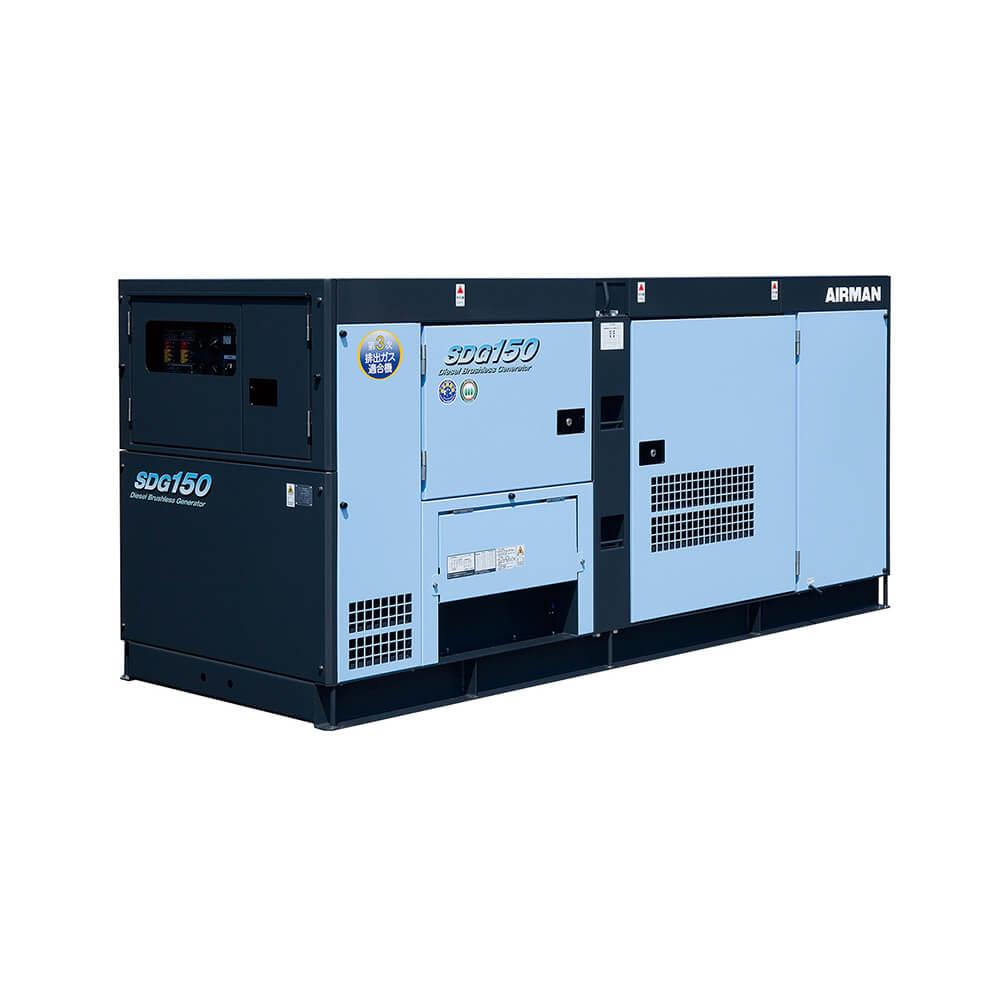 Airman SDG150S-3B1 Generator