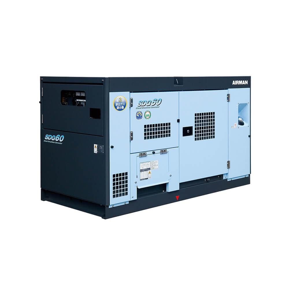 Airman SDG45S-3B2N Generator