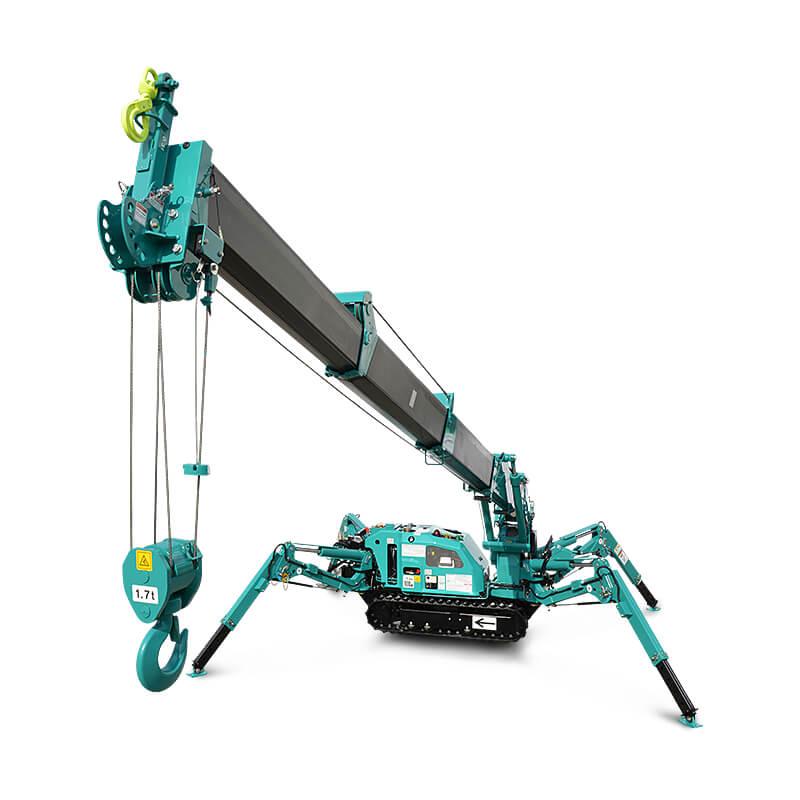 Maeda MC285C-3 Spider Crane