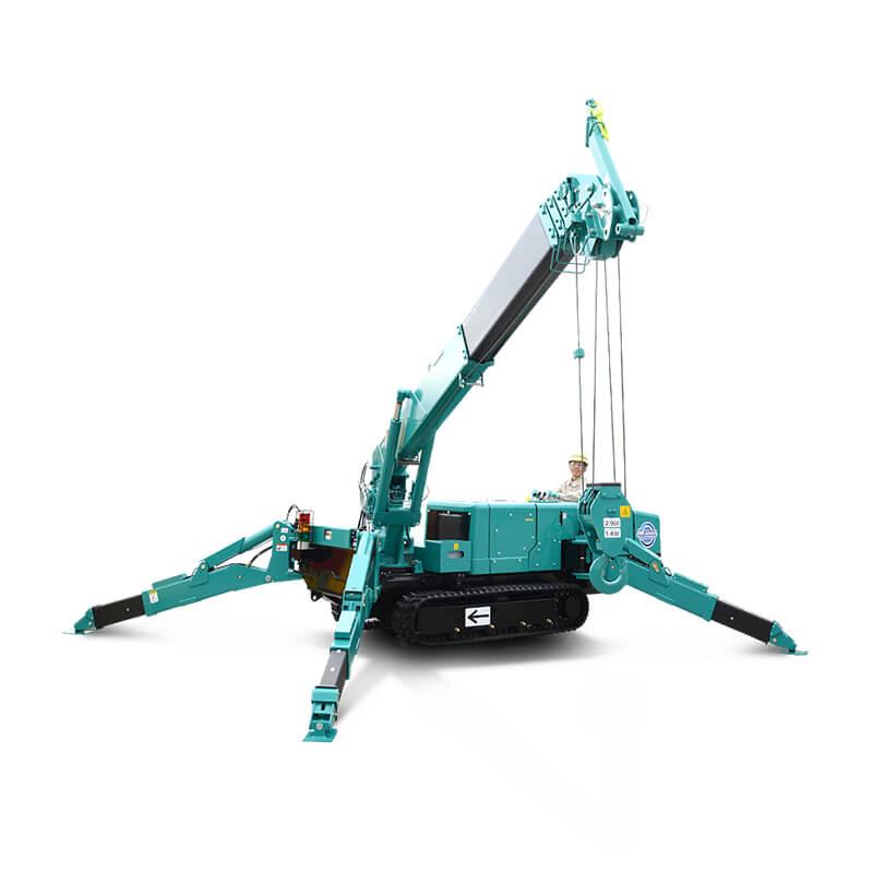 Maeda MC305C-2 Spider Crane