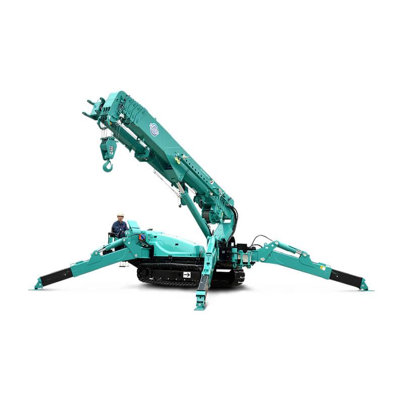 Maeda MC815C Spider Crane